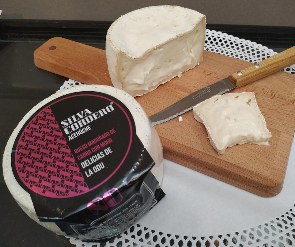 SPANIA DELICE fromage de chèvre au lait cru crémeux