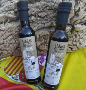 Spania Delice Condiment BIO aux cèpes 250ml