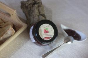 Spania Delice Confiture Extra de Framboises épépinées 150g