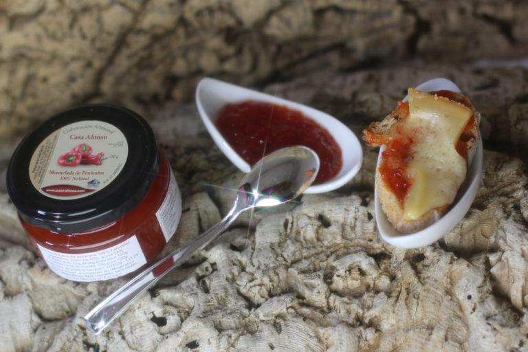 Spania Delice Confiture poivrons et tapas de fromage