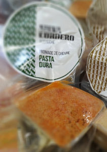 Spania Delice - Fromage chèvre paprika 1