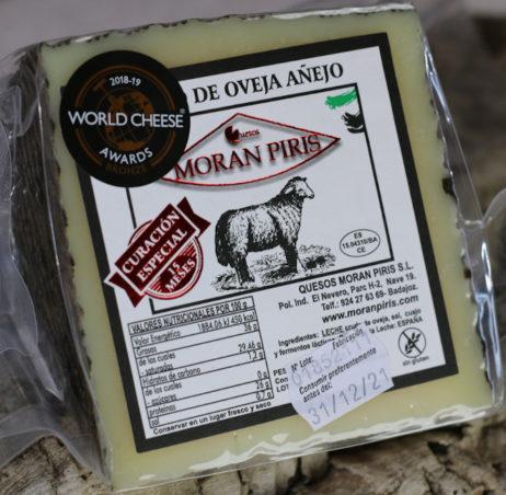 Spania Delice Fromage de brebis 15 mois affinage
