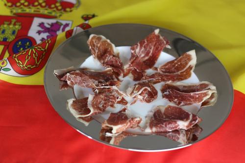 Spania Delice assiette jambon ibérique